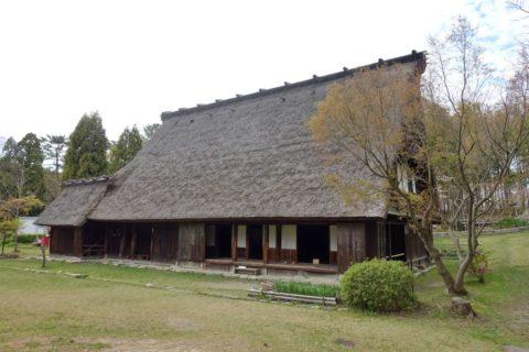 日本民族集落博物館/白川郷