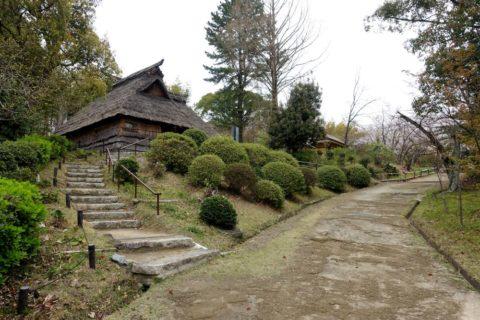 日本民族集落博物館/小道