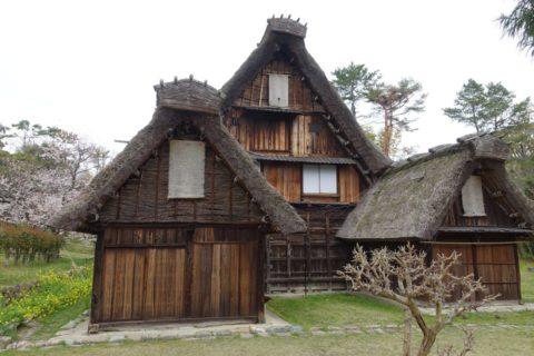 日本民族集落博物館/合掌造り