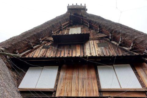 日本民族集落博物館/合掌造りの2階