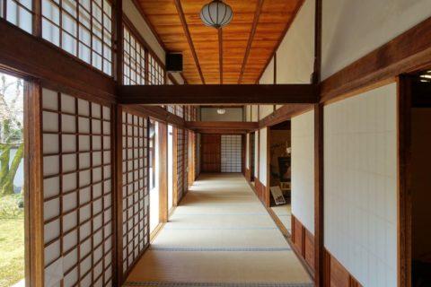 仁和寺/御殿の廊下