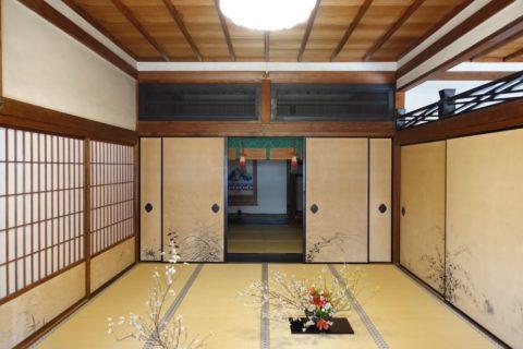 仁和寺/御殿の和室