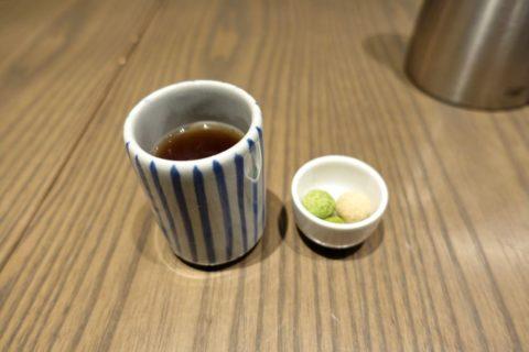 つぼ市製茶本舗/お茶と茶菓子