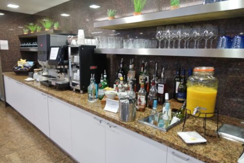 American-Airlines-International-FirstClass-Lounge-London/ドリンク