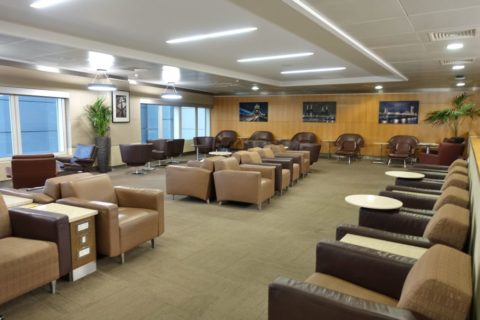 American-Airlines-International-FirstClass-Lounge-London/リビング
