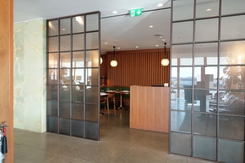 london-cathay-pacific-firstclass-lounge/ダイニング入口
