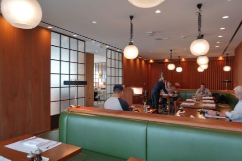 london-cathay-pacific-firstclass-lounge/ダイニング