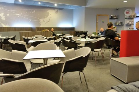 mastercard-lounge-prague-airport/テーブル