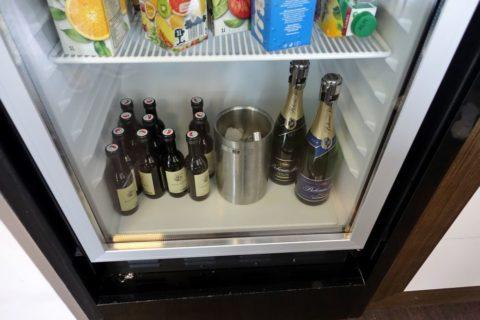 Menzies-Aviation-Lounge/スパークリングワイン
