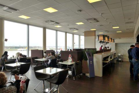 Menzies-Aviation-Lounge/フロア