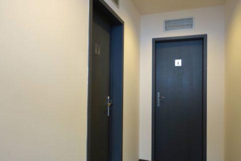 Menzies-Aviation-Lounge/トイレとシャワー