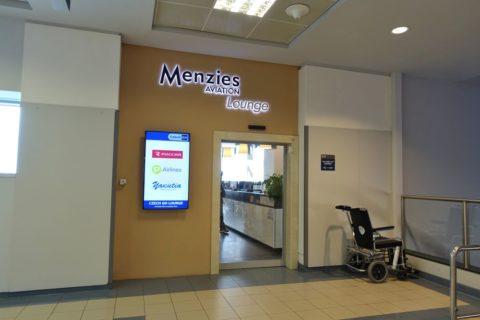 Menzies-Aviation-Lounge/出入り口