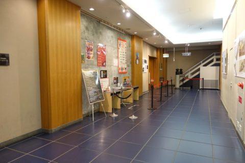 大阪城の内部