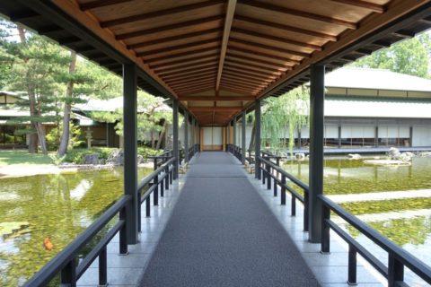 京都迎賓館/廊橋
