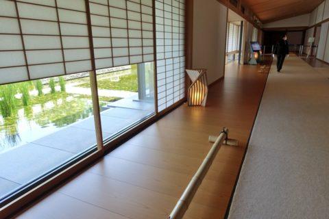 京都迎賓館/廊下