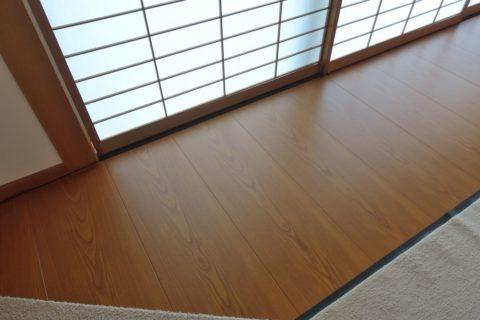 京都迎賓館/床