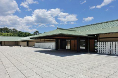 京都迎賓館/靴箱