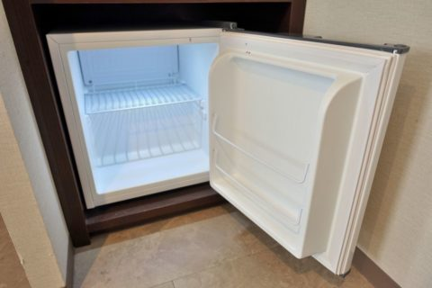 曽根崎Luxe-Hotel/冷蔵庫