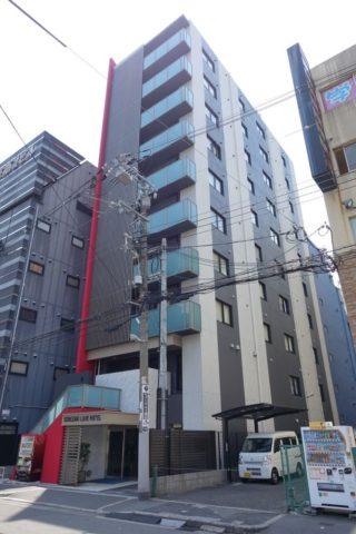 曽根崎Luxe-Hotel/場所