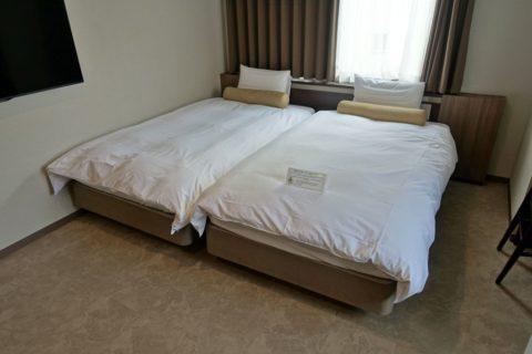 曽根崎Luxe-Hotel/ベッド