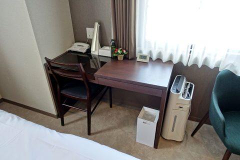 曽根崎Luxe-Hotel/デスク