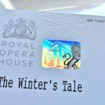「ロイヤルオペラハウス」のバレエ公演チケットを手に入れる。Web決済後ボックスオフィスで引き換え
