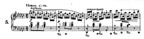 Chopin 10-5 冒頭