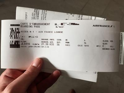 パリCDG空港 (7)