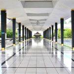 マレーシアの国立モスク【MASJID NEGARA】へ潜入!