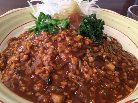 納豆汁なし味噌ラーメン (9)