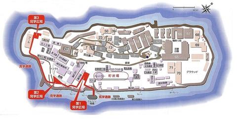 軍艦島(長崎県) (34)