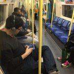 ロンドンの地下鉄の狭さを体験!祝日の通過駅やCircle線の運行形態を知る