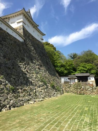 姫路城 平成の大改修 (11)