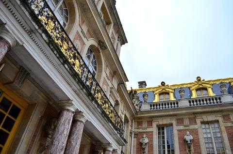 ヴェルサイユ宮殿 (3)