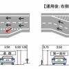 中央道「右側付加車線方式」の採用について、弱者に向けた配慮に好感