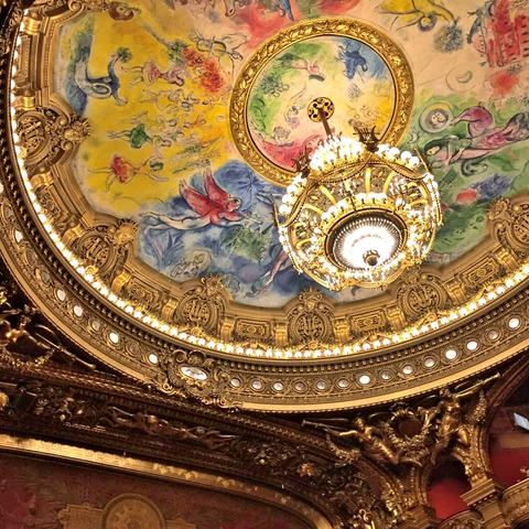 パリ国立オペラ座ガルニエ (15)