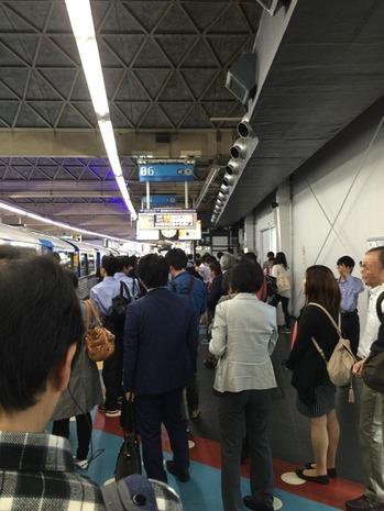 羽田空港のVIP導線
