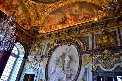 ヴェルサイユ宮殿 戦争の間