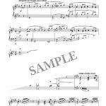 メンデルスゾーン≪Vn.協奏曲ホ短調≫第3楽章をピアノソロに編曲、楽譜を配信しています