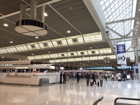 成田空港第②ターミナル (1)
