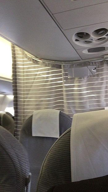Finnair Businessclass Warszawa (8)