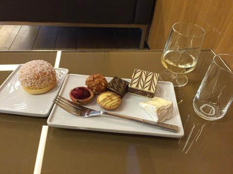 パリAir France Lounge (16)