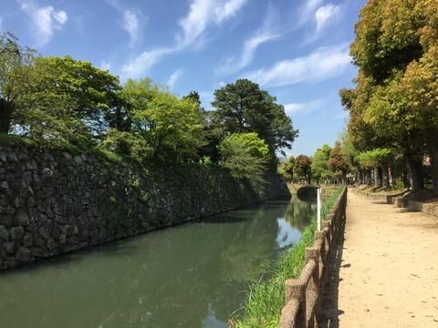 姫路城 平成の大改修 (14)