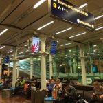 """St.Pancras駅の""""ユーロスター""""待合室は大型トイレ完備でスーツケースも楽々!"""