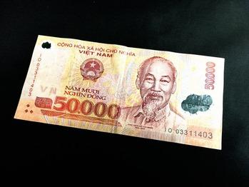 ベトナムドン (1)
