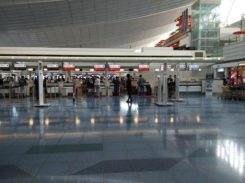 羽田空港のVIP導線 (3)