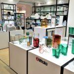 銀座にあるiittalaとmarimekkoの直営店へ行ってみた。北欧デザイン雑貨の2店を比べてみる