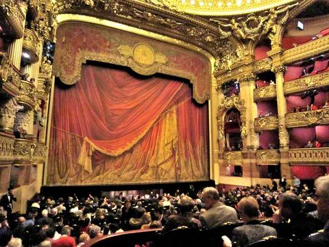 パリ国立オペラ座ガルニエ (7)