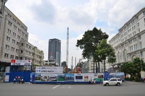 ホーチミン地下鉄建設 (1)