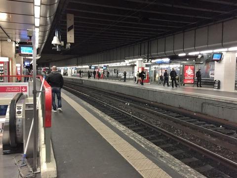 La Défense SNCF-L
